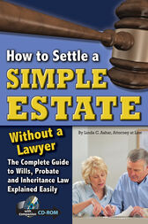 How to Settle a Simple Estate Without a Lawyer by Linda Ashar