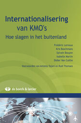 Internationalisatie van KMO's by Kris Boschmans