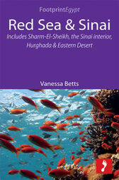 Red Sea & Sinai by Vanessa Betts