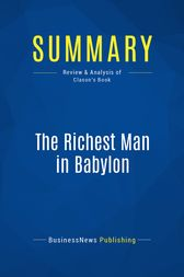 The Richest Man in Babylon Summary & Study Guide