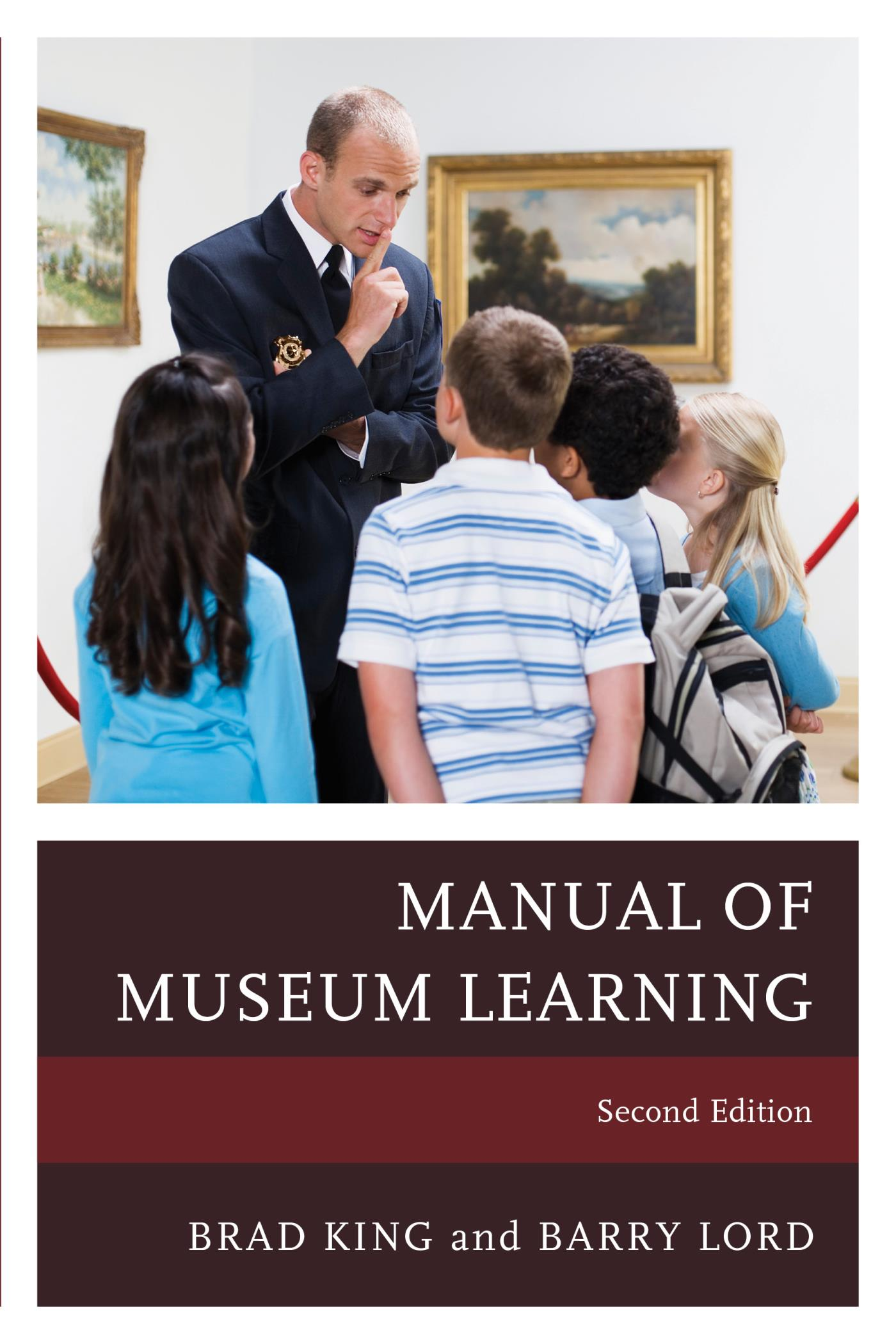 Download Ebook The Manual of Museum Learning (2nd ed.) by Brad King Pdf