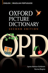 Oxford Picture Dictionary English-Brazilian Portuguese by Jayme Adelson-Goldstein