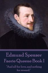Faerie Queene Book I by Edmund Spenser