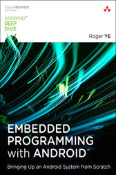 Embedded Programming with Android by Roger Ye