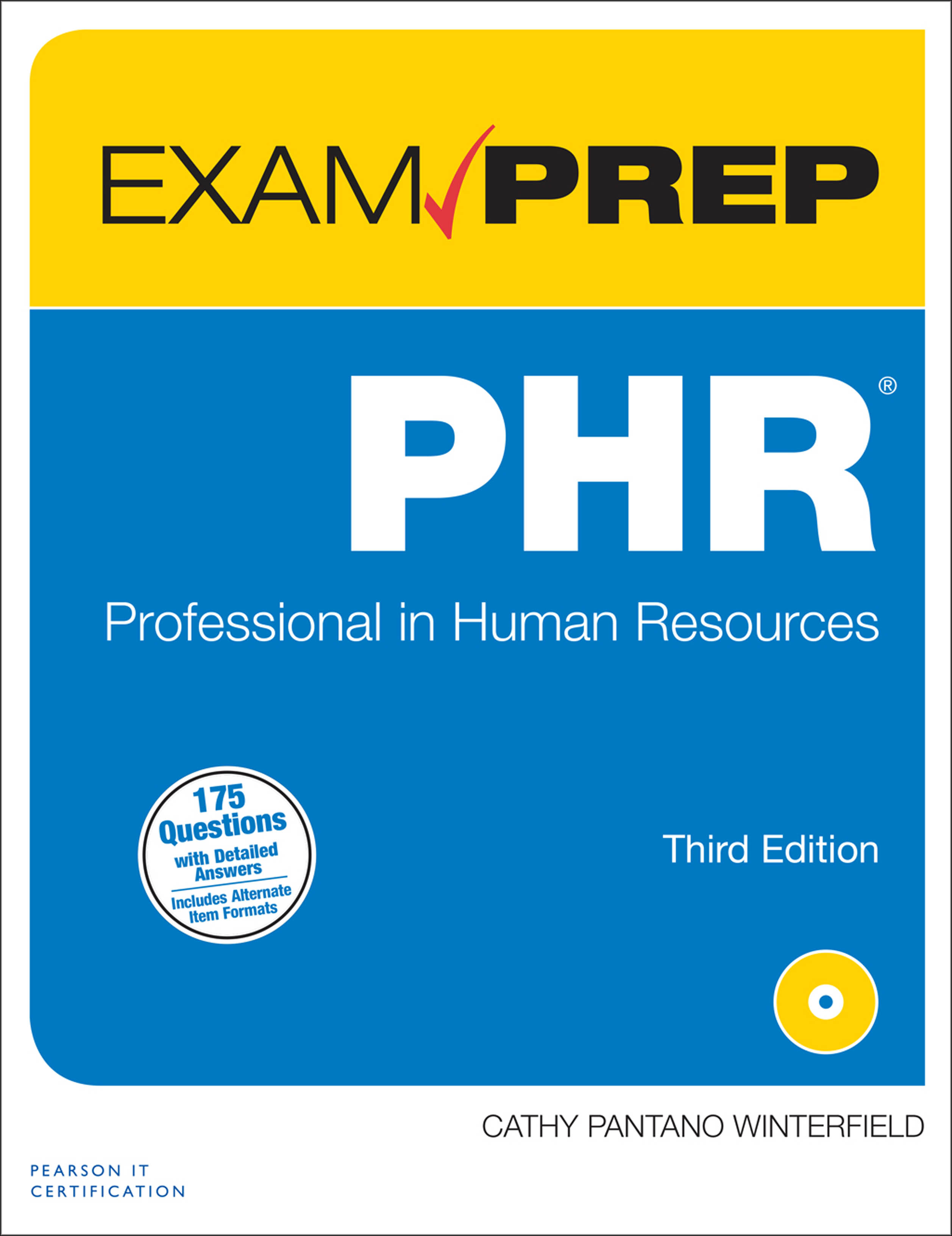 Download Ebook PHR Exam Prep (3rd ed.) by Cathy Winterfield Pdf