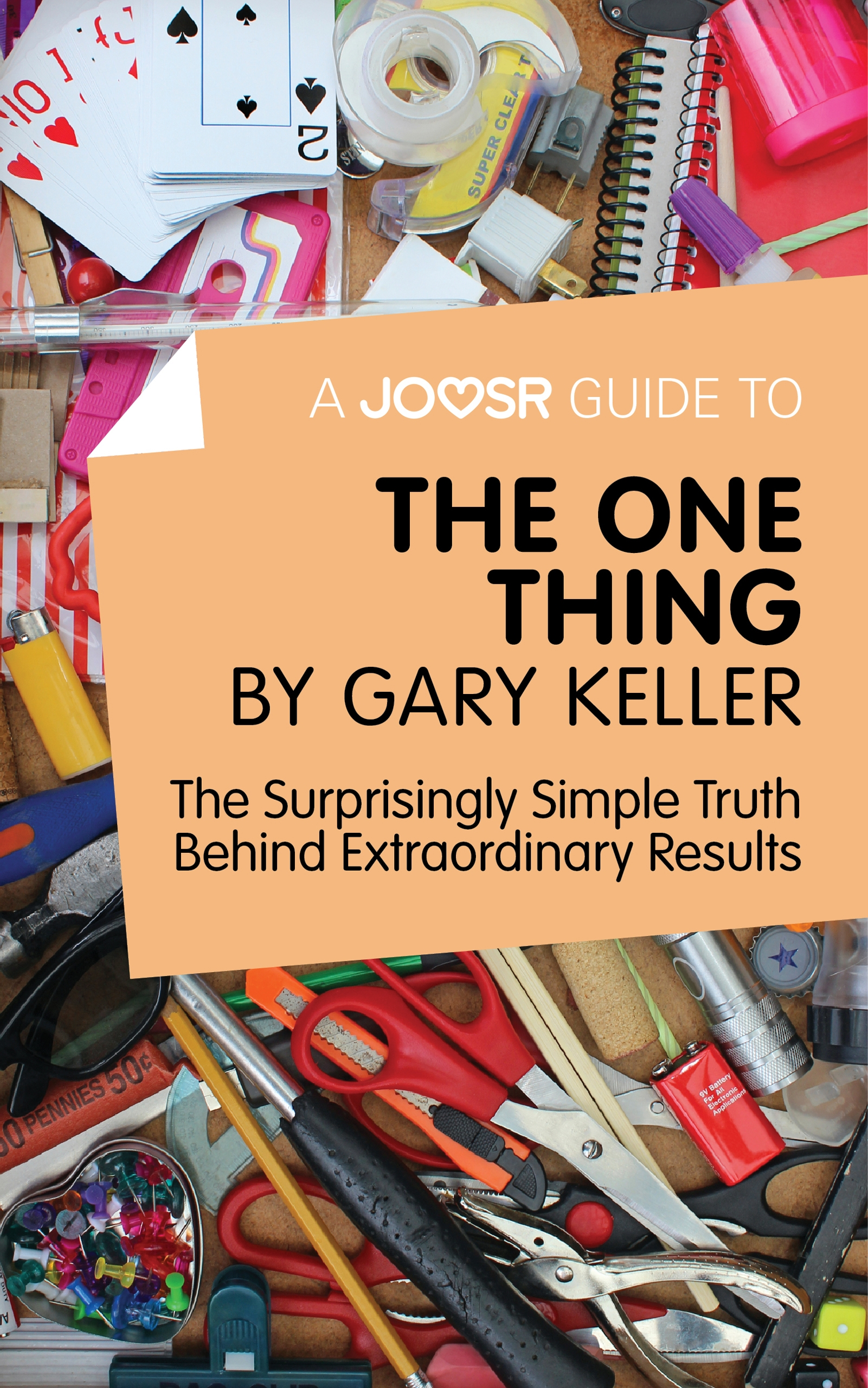 Download Ebook A Joosr Guide to... The One Thing by Gary Keller by Joosr Pdf