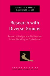 Research with Diverse Groups by Antoinette Y. PhD Farmer