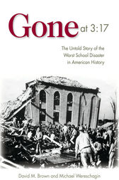 Gone at 3:17 by David M. Brown