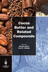 Cocoa Butter and Related Compounds by Nissim Garti