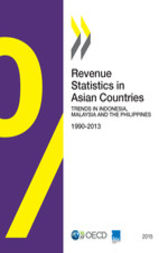 Revenue Statistics in Asian Countries 2015 by OECD Publishing