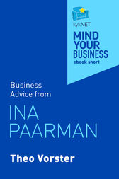 Ina Paarman by Theo Vorster