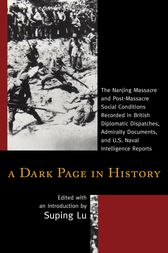 A Dark Page in History by Suping Lu