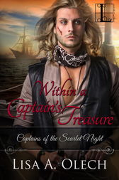 Within A Captain's Treasure by Lisa Olech