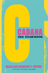 The Cabana Cookbook by David Ponté