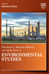 Handbook of Research methods and Applications in Environmental Studies by Matthias Ruth