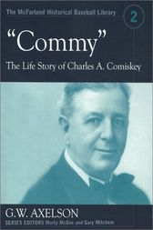 Commy by G. W. Axelson