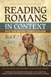 Reading Romans in Context by Ben C. Blackwell