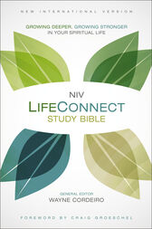 NIV, LifeConnect Study Bible, eBook by Wayne Cordeiro