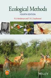Ecological Methods by Peter A. Henderson