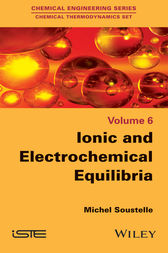 Ionic and Electrochemical Equilibria by Michel Soustelle
