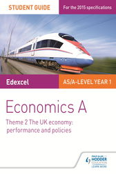Edexcel Economics A Student Guide: Theme 2 The UK economy - performance and policies by Rachel Cole
