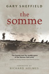 The Somme by Gary Sheffield