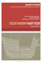 Tudor Warship Mary Rose by Douglas McElvogue