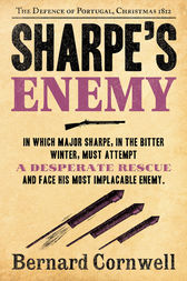 Sharpe's Enemy: The Defence of Portugal, Christmas 1812 (The Sharpe Series, Book 15) by Bernard Cornwell