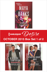 Harlequin Desire October 2015 - Box Set 1 of 2 by Maya Banks