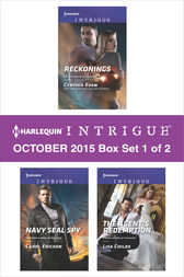 Harlequin Intrigue October 2015 - Box Set 1 of 2 by Cynthia Eden