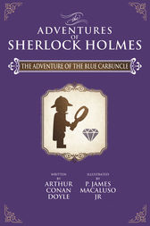 The Adventure of the Blue Carbuncle - Lego - The Adventures of Sherlock Holmes by Sir Arthur Conan Doyle