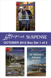 Love Inspired Suspense October 2015 - Box Set 1 of 2 by Lenora Worth