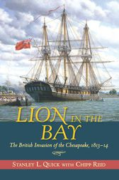 Lion in the Bay by Chipp Reid