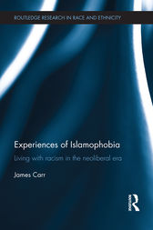 Experiences of Islamophobia by James Carr