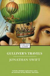 Gulliver's Travels and A Modest Proposal by Jonathan Swift