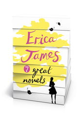 Erica James - Seven Great Novels by Erica James