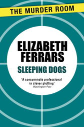 Sleeping Dogs by Elizabeth Ferrars