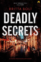 Deadly Secrets by Britta Bolt