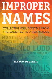 Improper Names by Marco Deseriis