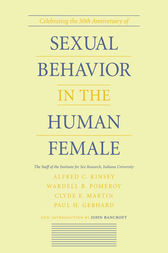 Sexual Behavior in the Human Female by Alfred C. Kinsey