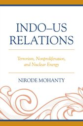 Indo–US Relations by Nirode Mohanty