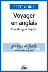Voyager en anglais by Petit Guide