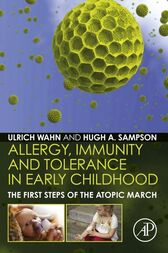 Allergy, Immunity and Tolerance in Early Childhood by Hans Ulrich Wahn