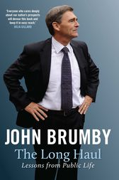 The Long Haul by John Brumby