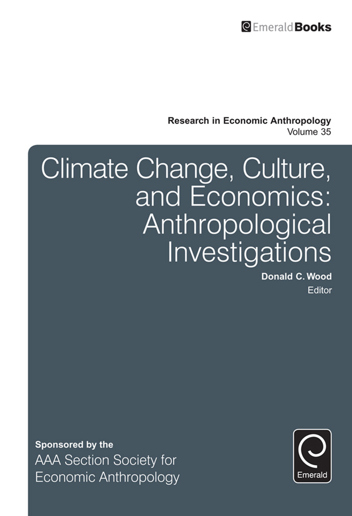 Download Ebook Climate Change, Culture, and Economics by Donald C. Wood Pdf