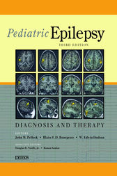 Pediatric Epilepsy by Blaise F. Bourgeois
