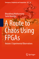 A Route to Chaos Using FPGAs by Bharathwaj Muthuswamy