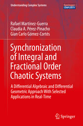 Synchronization of Integral and Fractional Order Chaotic Systems by Rafael Martínez-Guerra