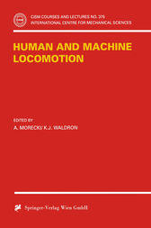 Human and Machine Locomotion by A. Morecki
