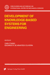 Development of Knowledge-Based Systems for Engineering by Carlo Tasso